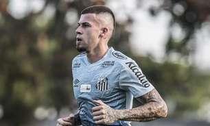Jobson evolui, mas ainda ficará mais dois meses fora do Santos