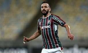 Yago Felipe leva o terceiro cartão amarelo e desfalca o Fluminense no Brasileirão