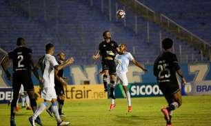 Análise: em jogo com 'cara de Série B', Botafogo não consegue jogar e é punido por desatenção no fim