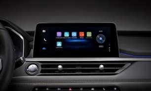 Caoa Chery Tiggo 8 ganha Android Auto no sistema multimídia