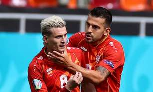 Alioski, da Macedônia do Norte, comenta sobre gol na Euro e faz projeção para duelo contra a Holanda