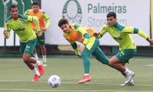 Escalação do Palmeiras: Verdão treina pênaltis e encerra preparação para confronto contra América-MG