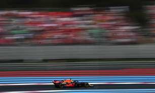 Speed trap: confira velocidades máximas de cada piloto na classificação do GP da França
