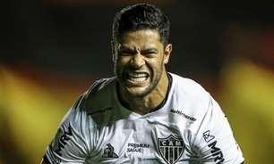 'Hulk merece ser observado para Copa de 2022', diz Casagrande