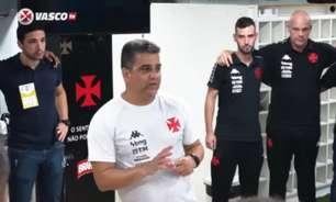 Contra a pressão, resta ao Vasco um único remédio: vencer o CRB
