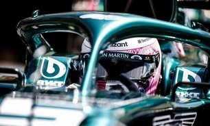 """Aston Martin exalta feedback detalhado e diz que memória de Vettel é """"impressionante"""""""