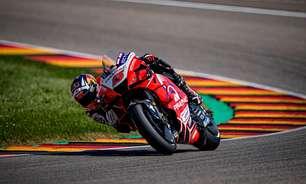 Sachsenring rasga histórico e opõe Ducati, Yamaha e KTM no GP da Alemanha de MotoGP