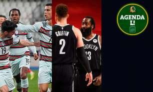 Eurocopa, NBA... Saiba onde assistir aos eventos esportivos de sábado