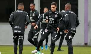 Sem Luan e Gustavo Mosquito, Corinthians encerra preparação para enfrentar o Bahia