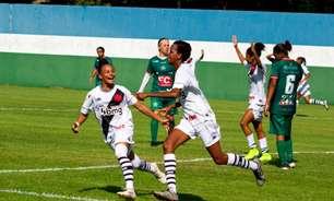 Adversário definido: Vasco enfrenta o América-MG nas oitavas de final do Brasileirão Feminino A2