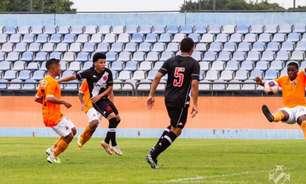 Com gol de Emerson Urso, Vasco vence o Nova Iguaçu pela Taça Guanabara Sub-20