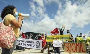 Manifestantes voltam às ruas para pedir impeachment de Bolsonaro