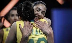 Seleção feminina de vôlei vence e decide a Liga das Nações