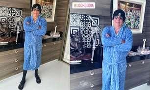 Look de inverno de Zeca Pagodinho faz sucesso na web; confira