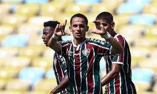 Da base ao profissional, de meia à ponta: conheça a trajetória de Gabriel Teixeira no Fluminense
