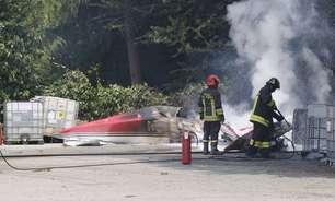 Piloto morre em queda de avião de pequeno porte na Itália