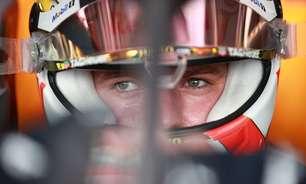Verstappen voa, enfia 0s7 em Bottas e lidera treino livre 3 do GP da França de F1
