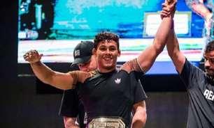 Promessa manauara finaliza três adversários, vence GP de Jiu-Jitsu nos EUA e fatura R$ 75 mil; veja mais
