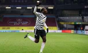Manchester United busca renovar contrato com Paul Pogba