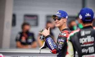 Quartararo amplia liderança na MotoGP com pódio na Alemanha. Confira classificação
