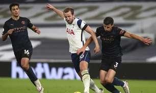 Manchester City não quer novela pela contratação de Harry Kane