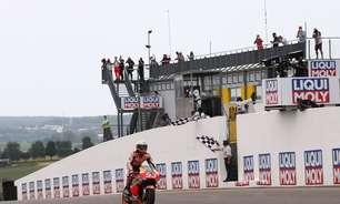 """Marc Márquez celebra vitória em """"uma das fases mais importantes e duras da carreira"""""""