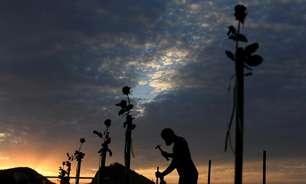 Brasil tem 1.050 mortes e maior média de casos desde abril