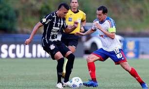Juninho lamenta empate contra o Corinthians: 'Resultado que a gente não esperava'