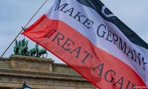 """O que e quem é a """"Nova Direita"""" da Alemanha?"""