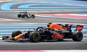 GP da França: vitória de Verstappen sobre Hamilton agita web; veja