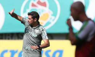 Abel pede apoio da torcida do Palmeiras: 'Quanto mais unidos estivermos, mais temidos seremos'