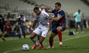 Caio Paulista comenta gol e projeta campanha do Fluminense no Brasileirão de 2021