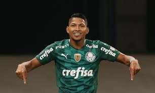 Palmeiras e Rony acertam renovação até 2025