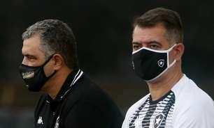 Em súmula, árbitro registra expulsão a auxiliar do Botafogo: 'Você é vagabundo safado, nos prejudicou'