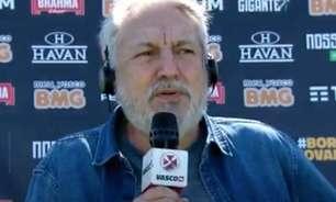 José Luis Moreira, ex-VP de futebol do Vasco, cobra dívida de quase R$ 4 milhões do clube na Justiça