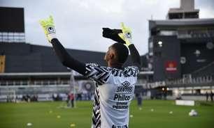John e Luiz Felipe vencem desconfiança e se firmam no Santos