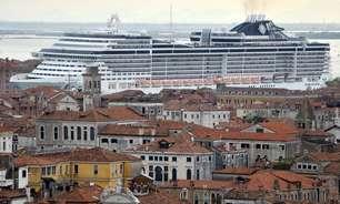 Unesco pode incluir Veneza em lista de patrimônios em risco