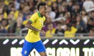 Éder Militão valoriza sequência positiva na Seleção Brasileira: 'Venho trabalhando para buscar meu espaço'