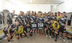 Fagner, Gil e Fábio Santos completam marcas importantes pelo Corinthians