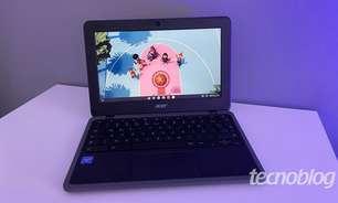 Acer Chromebook C733: o básico para estudantes
