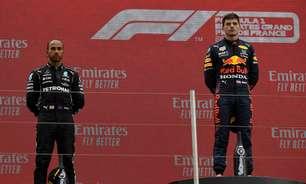 """Verstappen ressalta """"ultrapassagem fácil"""" e estratégia contra Hamilton na França"""