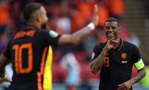 Holanda vence Macedônia do Norte e encerra fase de grupos da Eurocopa com 100%