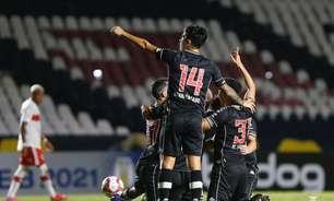 Após vitória sobre o CRB, Vasco tem quatro representantes na 'Seleção da Galera' da quinta rodada da Série B