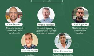 """Conferência traz o tema """"O Agro brasileiro não é o vilão, é a oportunidade"""""""