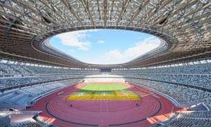 Jogos Olímpicos de Tóquio receberão até 10 mil torcedores nas arenas