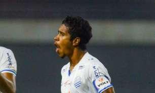 Com gol de Gabriel, CSA bate o Londrina e vence a primeira na Série B
