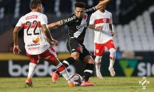 Peça importante! Desde que estreou, Marquinhos Gabriel tem apenas uma derrota pelo Vasco