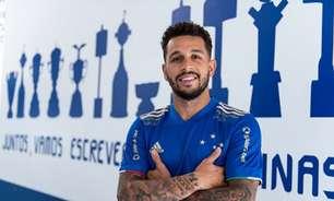 Cruzeiro anuncia a contratação do atacante Wellington Nem