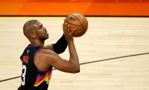 Chris Paul jogará Olimpíadas pelos EUA, Curry está fora