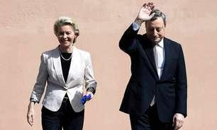 UE aprova plano de Itália para fundo de recuperação